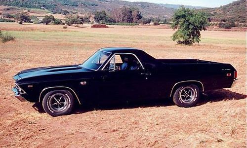 Related Pictures 1967 gto el camino custom